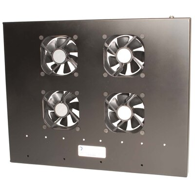 4 Fan Floor Component Cooling System