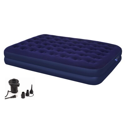 """Second Avenue 14"""" Double Air Mattress Size: Twin"""