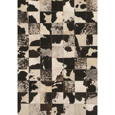 Angelo Starless Hand-Woven Black Area Rug