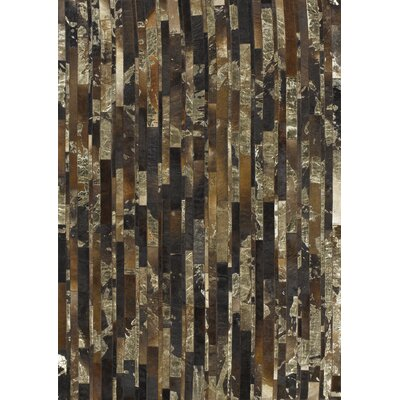 Angelo Star Hand-Woven Brown Area Rug