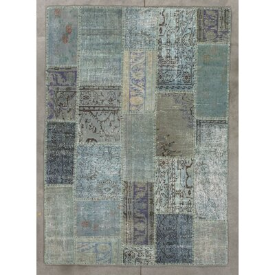 Angelo Up-Cycle Blue Area Rug