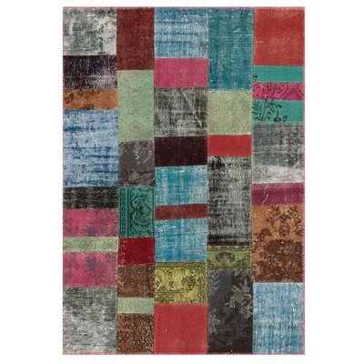 Angelo Up-Cycle Multi-Coloured Area Rug