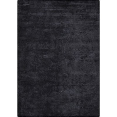 Angelo Bamboo Rayon Grey Area Rug