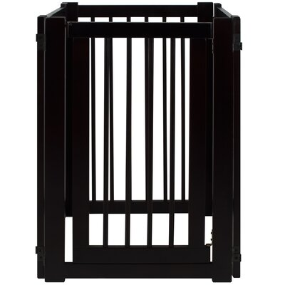 Aristotle Freestanding Pet Gate with Door