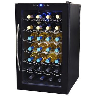 28 Bottle Single Zone Freestanding Wine Cooler