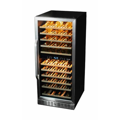 116 Bottle Dual Zone Convertible Wine Cellar