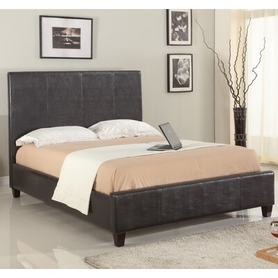 Modus Furniture Upholstered Panel Bed