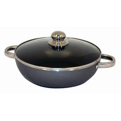 HARBENWARE LTD Multicook Induction Compatible Non-Stick Saute Pan with Lid