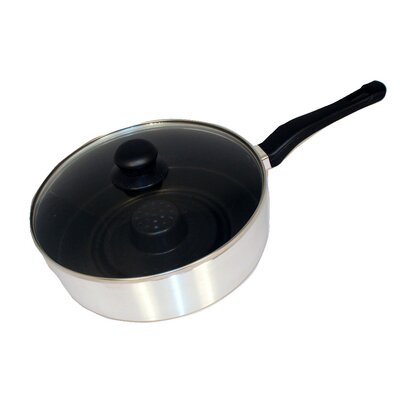 HARBENWARE LTD Induction Compatible Saute Pan with Lid