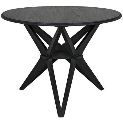 Noir Victor Dining Table MBYR3043