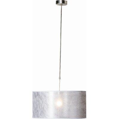 Steinhauer Stresa 1 Light Drum Pendant Lamp