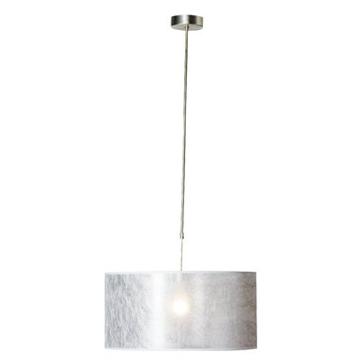 Steinhauer Stresa 1 Light Drum Pendant Light