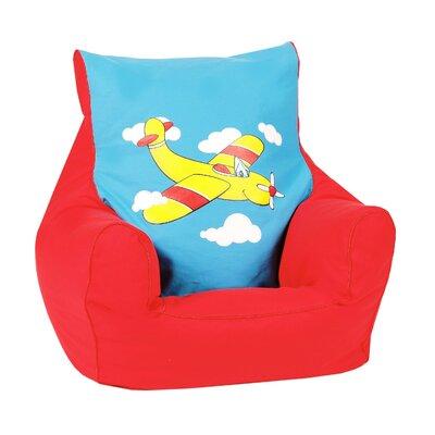 Knorr Baby Sitzsack Flieger
