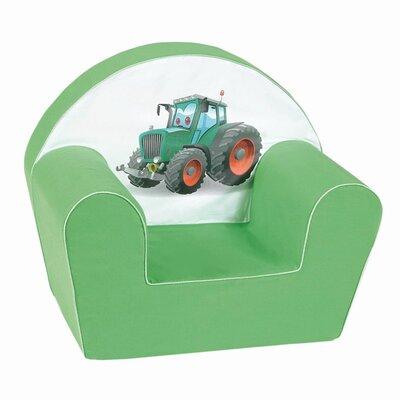 Knorr Baby Kinder Clubsessel Traktor
