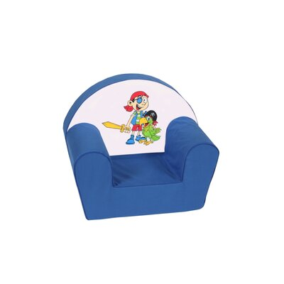 Knorr Baby Kinder Clubsessel Pirat