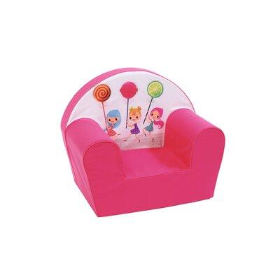 Knorr Baby Kinder Clubsessel Lollipop