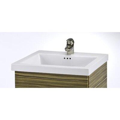 """Daytona 21"""" Wall Mount Single Bathroom Vanity"""