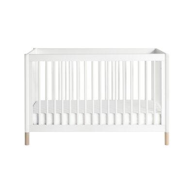 Gelato 4-in-1 Convertible Crib Color: White