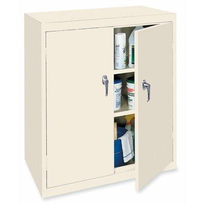 Deluxe 2 Door Storage Cabinet Color: Putty