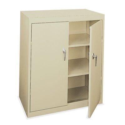 Budget Series 2 Door Storage Cabinet Color: Putty