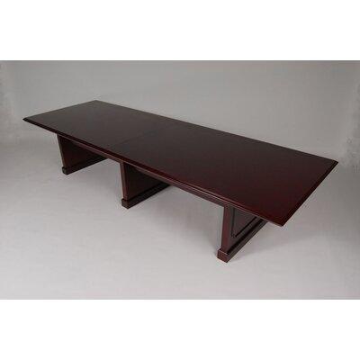 "Brunswick Rectangular 29""H x 48""W x 144""L Conference Table"