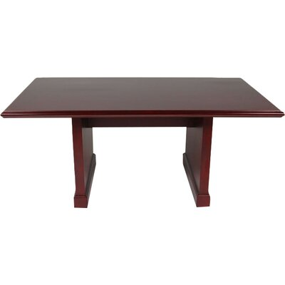 Hamlet Rectangular Conference Table Size: 6' L