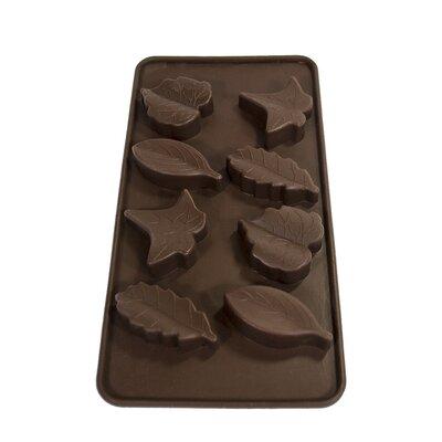 Silicone Leaf Chocolate Mold