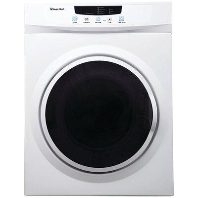 3.5 cu. ft. Electric Dryer