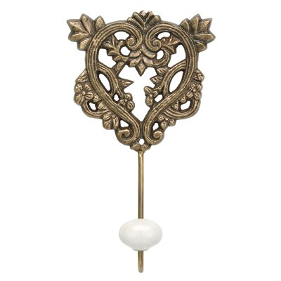 Oren Heart Shaped Decorative Wall Hook
