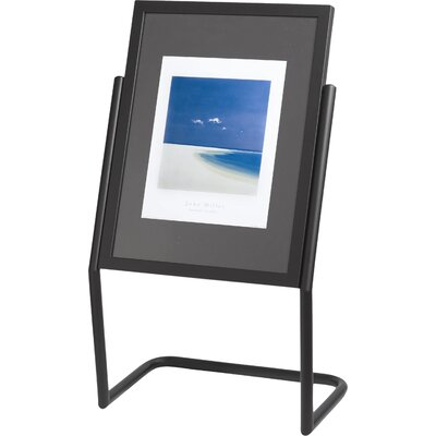 Menu and Poster Holder Color: Black