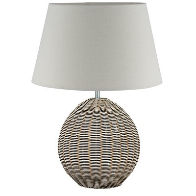 Pacific Lifestyle Raffles 28cm Table Lamp