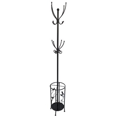 Bird Theme Coat Rack and Umbrella Holder
