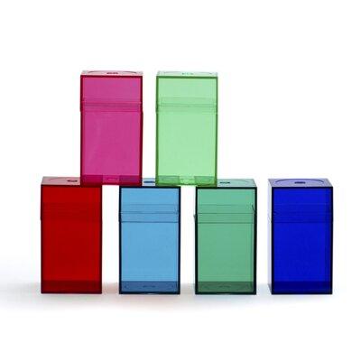M Series 6 Container Food Storage Set Color: Jewel