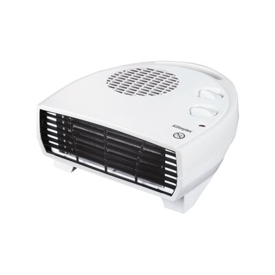 Dimplex 2000 Watt Portable Electric Fan Compact Heater with Thermostat