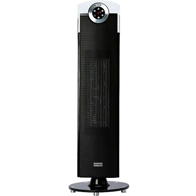 Dimplex Studio G 2500 Watt Portable Electric Convection Tower Heater with LED Display