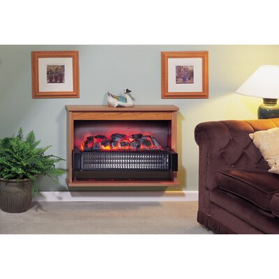 Dimplex Optima Radiant Electric Fireplace