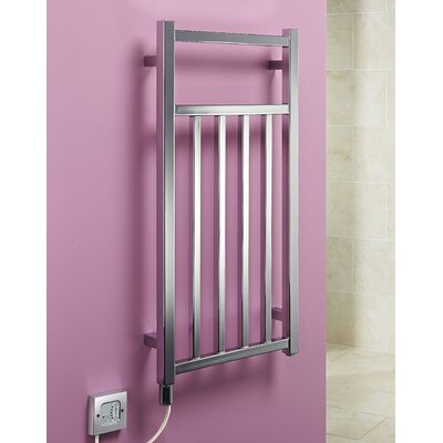 Dimplex Compact Flat Wall Mounted Electric Heated Towel Rail