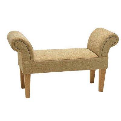 J H Classics Maldon Upholstered Bedroom Bench