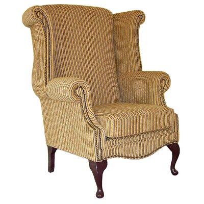 J H Classics Manor Wing Armchair