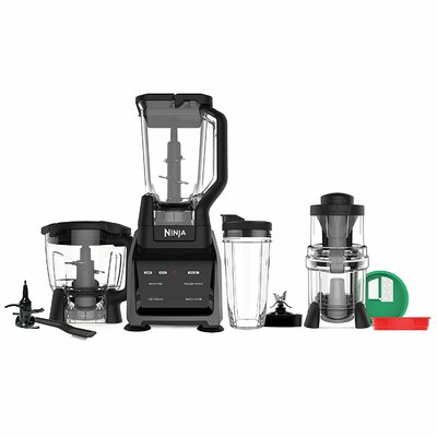 Nutri Intelli-Sense Kitchen System Countertop Blender