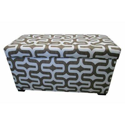 Angela Storage Bench Color: Embrace Brown