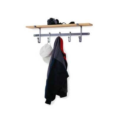 Premier Shelf Coat Rack