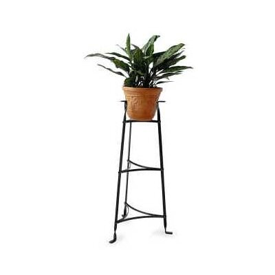 Premier Multi-Tiered Plant Stand Color: Hammered Steel