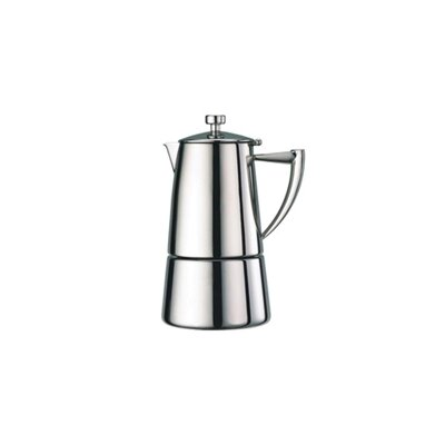 Roma Espresso Coffee Maker Size: 6 cup