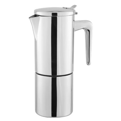 Alpha Espresso Maker Size: 4 Cups
