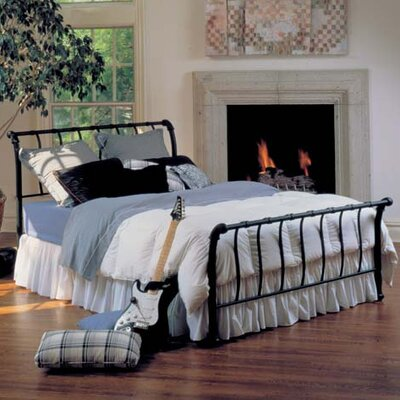 Hillsdale Furniture Janis Sleigh Bed