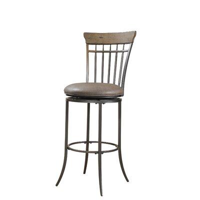 "Hillsdale Furniture Charleston 30"" Swivel Bar Stool"