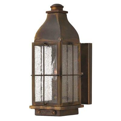 Hinkley Bingham 1 Light Outdoor Wall Lantern