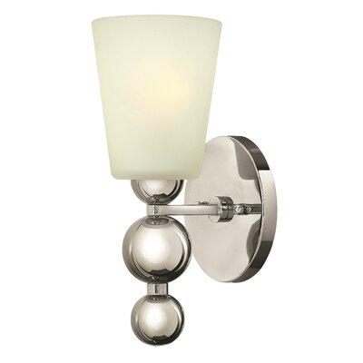 Hinkley Zelda 1 Light Semi-Flush Wall Light