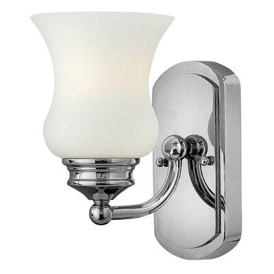 Hinkley Constance 1 Light Wall Light